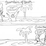 Cartoon – Fountain Of Youth