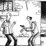 Cartoon – Digital Theft