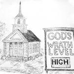 Cartoon – Gods Wrath Level High