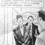 Cartoon – Knock Knock… Who's there?… Religion!