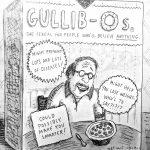 Cartoon – Gullib Os