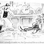 Cartoon – Perceptive Aggressive