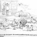 Cartoon – Hostage Crisis
