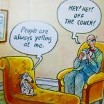 Cartoon – Pet Therapy