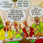 Cartoon – Making Fruitcake Popular Again