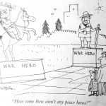 Cartoon – War Heroes