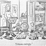 Cartoon – I Blame Entropy