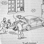 Cartoon – I Call Shotgun