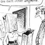 Cartoon – Brown Bag Breakup