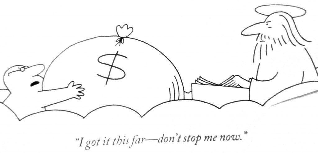 Cartoon I Got It This Far Dont Stop Me More