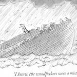 Cartoon – Trouble on the Ark