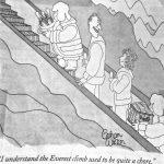 Cartoon – Going Up?