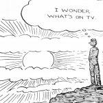 Cartoon – A Generation Z Vacation