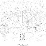 Cartoon – I'm Bored