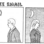 Cartoon – If Conversations Were Like Email