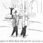 Cartoon – The Ignorant