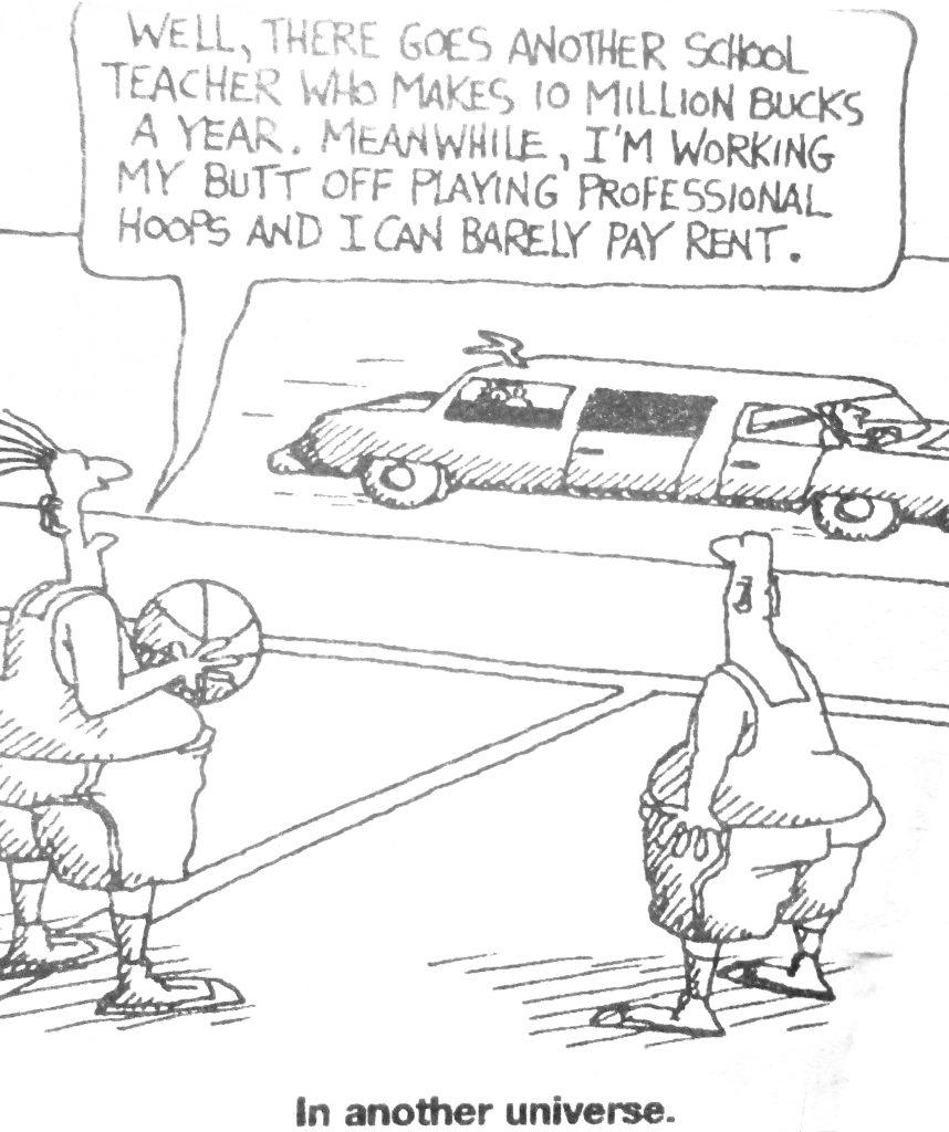 Cartoon In Another Unlverse