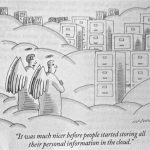 Cartoon – The Reality of Cloud Storage