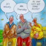 Cartoon – Hearing Loss