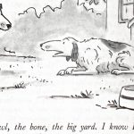 Cartoon – A Dog's Midlife Crisis