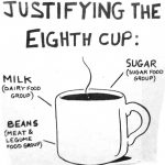 Cartoon – Justifying The Eighth Cup