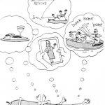 Cartoon – Life Raft