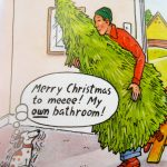Cartoon – Christmas Is For The Dogs