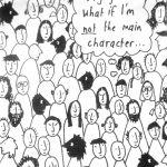 Cartoon – In a sea of many