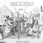 Cartoon – New In Town