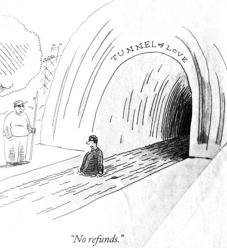 Cartoon No Refunds