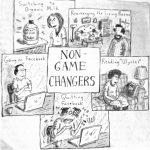 Cartoon – Non Game Changers