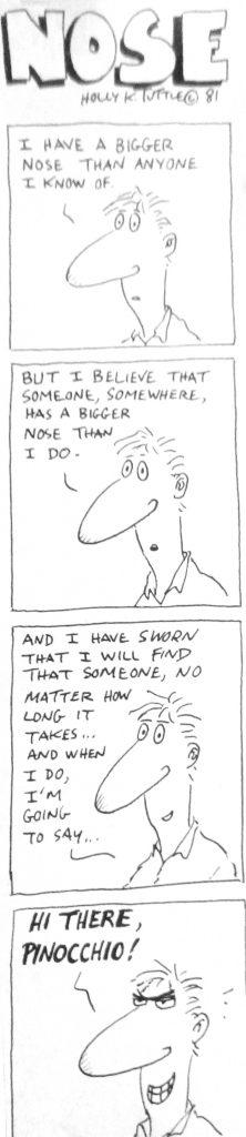 Cartoon Nose