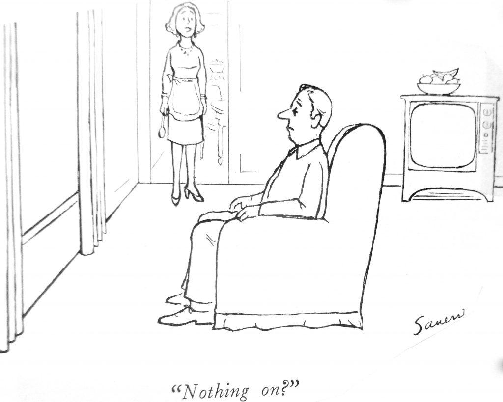 Cartoon Nothing On