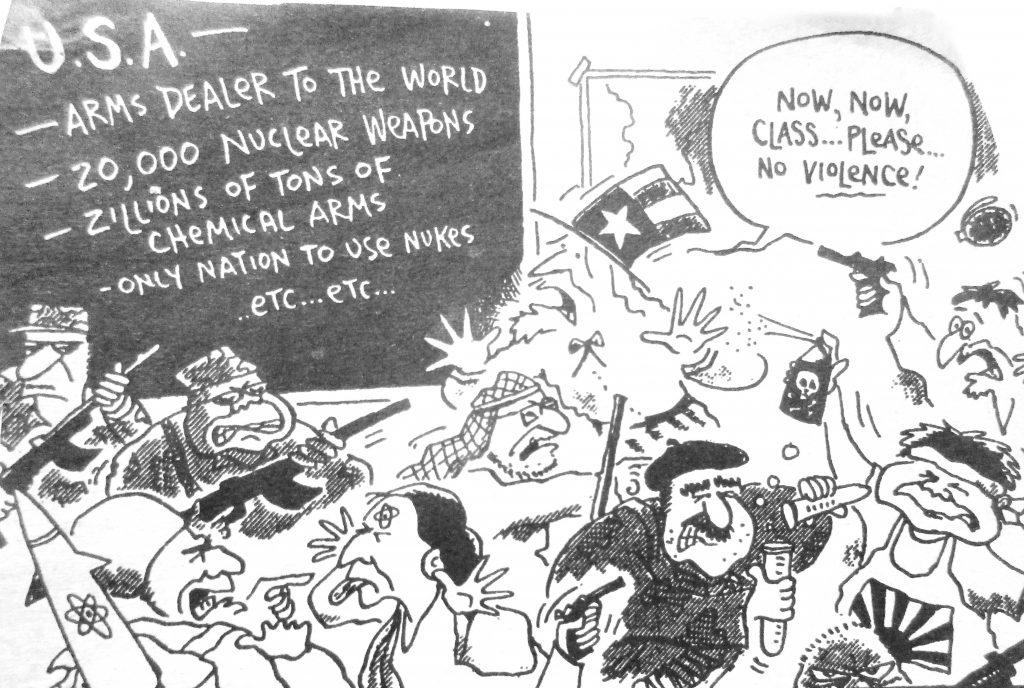 Cartoon Now Now Class Please No Violonce