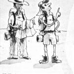 Cartoon – Finding Your Way