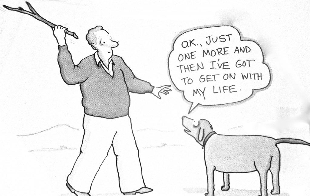 Cartoon Ok Just One More And Than IVe Got To Get On With My Life