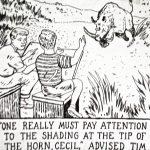 Cartoon – Artists In The Wild