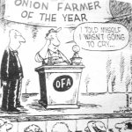 Cartoon – Onion Farmer Of The Year