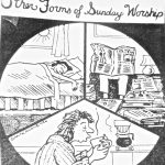Cartoon – Other Forms Of Sunday Worship