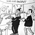 Cartoon – Stocking Up