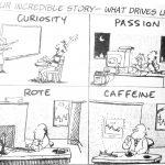 Cartoon – What Drives Us