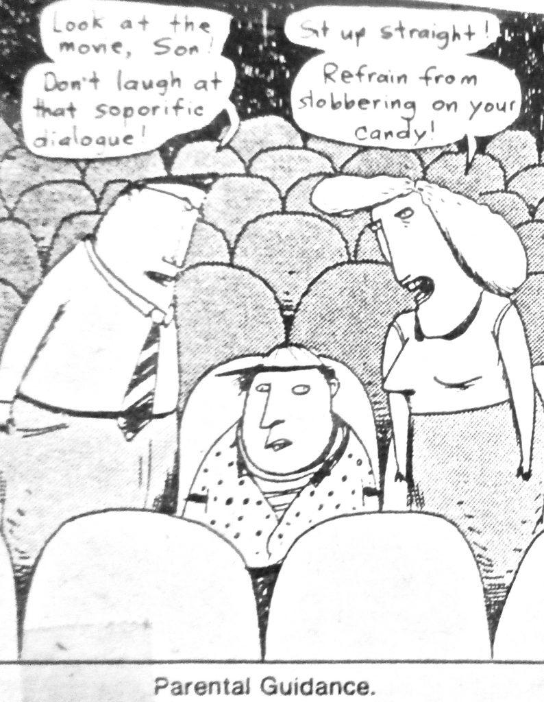 Cartoon Parental Guidance