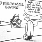 Cartoon – Personal Loans