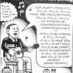 Cartoon – Pharmaceutical Folk Songs