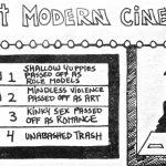 Cartoon – Post Modern Cineplex