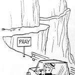 Cartoon – Pray