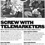 Cartoon – Screw With Telemarketers