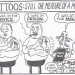 Cartoon – Tattoo Status