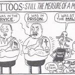 Cartoon – Tattoo Status
