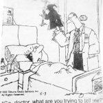 Cartoon – Bedside Manners